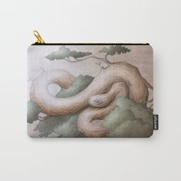 Tree Serpent Carry-All Pouch