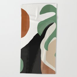 Abstract Art 37 Beach Towel
