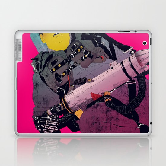 Ghostbusters 2 Laptop & iPad Skin