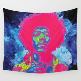 Jimmy H Wall Tapestry