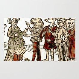 Circe in De claris mulieribus Rug