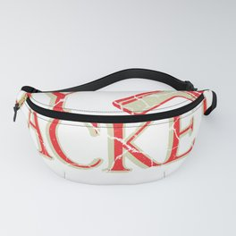 Table Tennis Gift Sport Single Double Tournament Fanny Pack