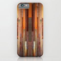 Wood Texture 1C iPhone 6s Slim Case