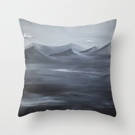 Solus Throw Pillow