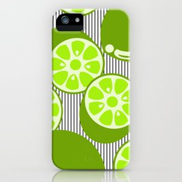 It' Party Lime! iPhone Case