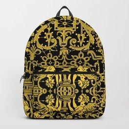 Lace Variation 08 Backpack