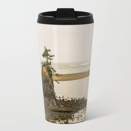 Islas en la Costa de Oregon Travel Mug