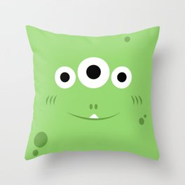 Frox Throw Pillow