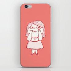 Girl Feelings #1 iPhone & iPod Skin