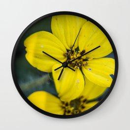 Cinquefoil Wall Clock