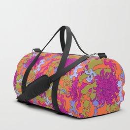 Japan chrysanthemum flower Duffle Bag
