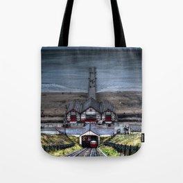 Saltburn by the Sea Tote Bag
