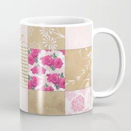 Spring Time - Patchwork Coffee Mug