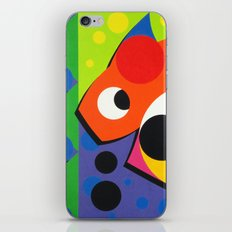 Fish - Paint iPhone & iPod Skin