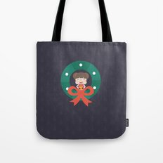 Day 07/25 Advent - Merry Little Christmas Tote Bag