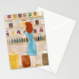 The Homesteader Stationery Cards