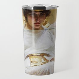 John William Waterhouse - Cleopatra Travel Mug