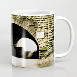 Bridge at Howley Mill Lane Coffee Mug