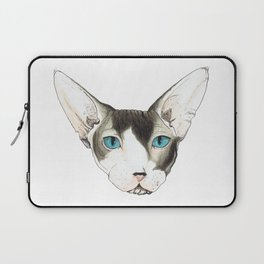 Hairless Cat Laptop Sleeve