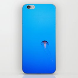 Floating. iPhone Skin