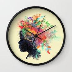 Wildchild (aged ver) Wall Clock