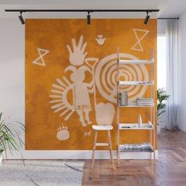 Petroglyphs 2 Wall Mural