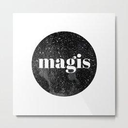 Magis. Metal Print