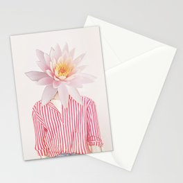 Blooming Mind Stationery Cards