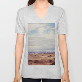 Desert View Unisex V-Neck