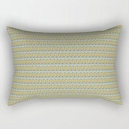 Map Collection: Encampment Rectangular Pillow