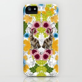 Alicia en los Tropicos by Rehcy iPhone Case