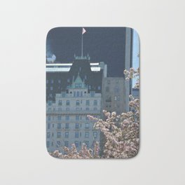 Spring in the City Bath Mat