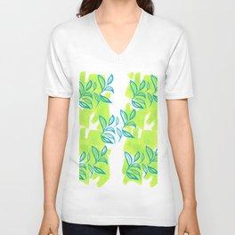 Fresh Botanical Unisex V-Neck