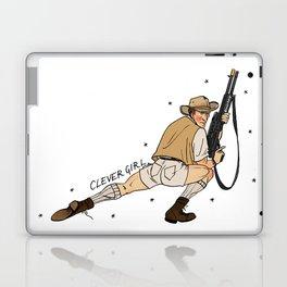 Jurassic Park Pin-Ups ~ Robert Muldoon Laptop & iPad Skin