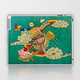 My Story Laptop & iPad Skin