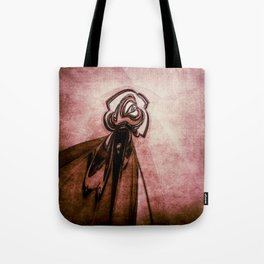 Abstract Form 3 Tote Bag