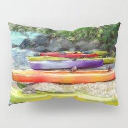 Summer Day Fun Pillow Sham