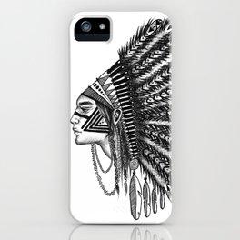 INDIANS - 5 iPhone Case