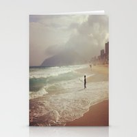 rio Stationery Cards featuring Rio. by Iona Harmony Bruce