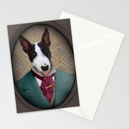 Bull Terrier Dog - Magnum Stationery Cards