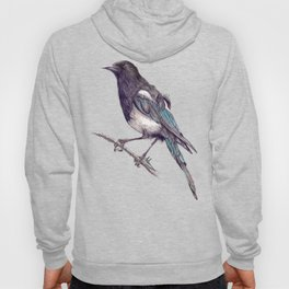 Juvenile Magpie Hoody
