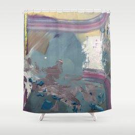 High Liners Shower Curtain