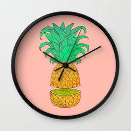 Tropical Explorer Wall Clock