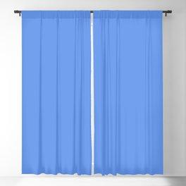 Cornflower blue Blackout Curtain