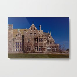 Branford House Avery Point Groton Connecticut  Metal Print