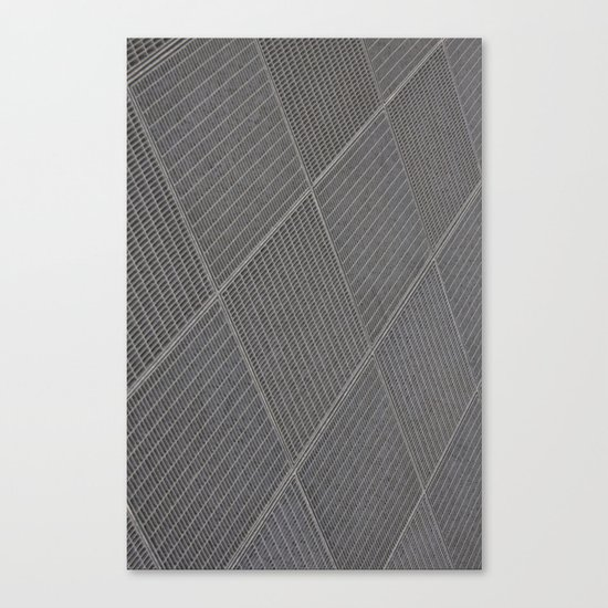 Dresden Pattern Canvas Print