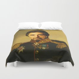 Al Pacino -replaceface Duvet Cover
