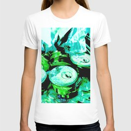 Green Lock Cylinders T-shirt
