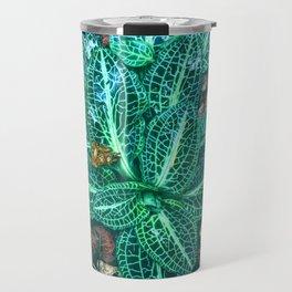 Rattlesnake Plantain Travel Mug