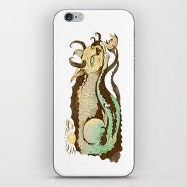 """Mishipeshu"" the Water Spirit iPhone Skin"